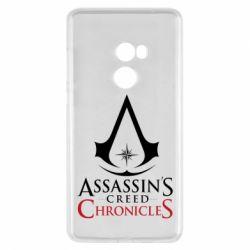 Чохол для Xiaomi Mi Mix 2 Assassin's creed ChronicleS
