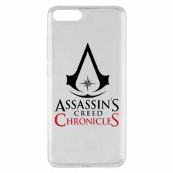 Чохол для Xiaomi Mi Note 3 Assassin's creed ChronicleS