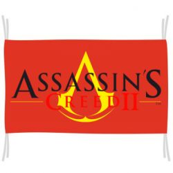 Флаг Assassin's Creed ll