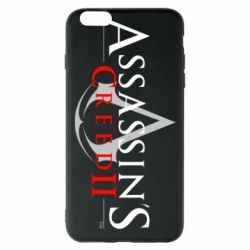 Чехол для iPhone 6 Plus/6S Plus Assassin's Creed ll