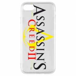 Чехол для iPhone 7 Assassin's Creed ll