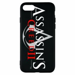 Чехол для iPhone 8 Assassin's Creed ll