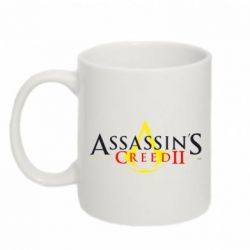 Кружка 320ml Assassin's Creed ll - FatLine