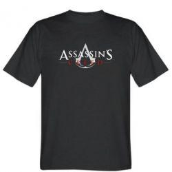 Чоловіча футболка Assassin's Creed logo