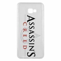 Чохол для Samsung J4 Plus 2018 Assassin's Creed logo