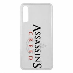 Чохол для Samsung A7 2018 Assassin's Creed logo