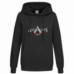Толстовка жіноча Assassin's Creed logo