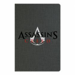 Блокнот А5 Assassin's Creed logo