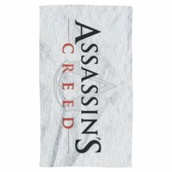 Рушник Assassin's Creed logo