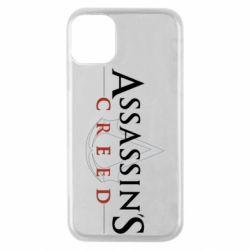 Чохол для iPhone 11 Pro Assassin's Creed logo
