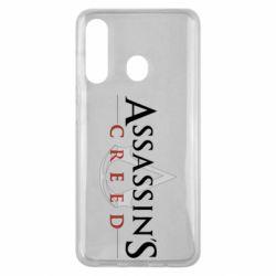 Чохол для Samsung M40 Assassin's Creed logo