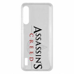 Чохол для Xiaomi Mi A3 Assassin's Creed logo