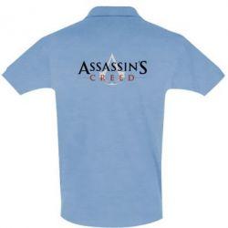 Футболка Поло Assassin's Creed logo