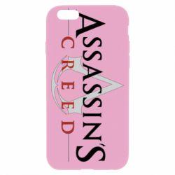 Чохол для iPhone 6/6S Assassin's Creed logo
