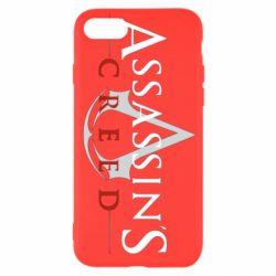 Чохол для iPhone 7 Assassin's Creed logo