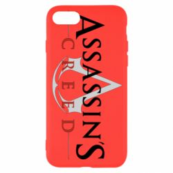 Чохол для iPhone 8 Assassin's Creed logo