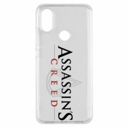 Чохол для Xiaomi Mi A2 Assassin's Creed logo