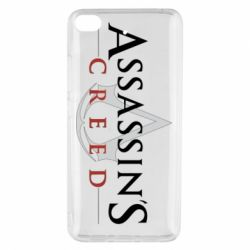 Чохол для Xiaomi Mi 5s Assassin's Creed logo