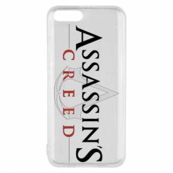 Чохол для Xiaomi Mi6 Assassin's Creed logo