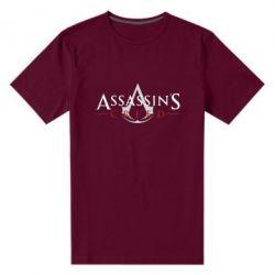 Чоловіча стрейчева футболка Assassin's Creed logo