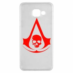 Чехол для Samsung A3 2016 Assassin's Creed Misfit