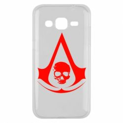 Чехол для Samsung J2 2015 Assassin's Creed Misfit