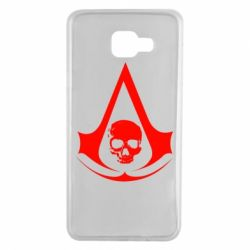 Чехол для Samsung A7 2016 Assassin's Creed Misfit