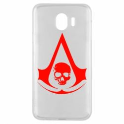 Чехол для Samsung J4 Assassin's Creed Misfit
