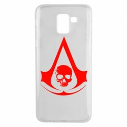 Чехол для Samsung J6 Assassin's Creed Misfit