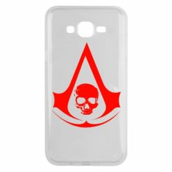 Чехол для Samsung J7 2015 Assassin's Creed Misfit