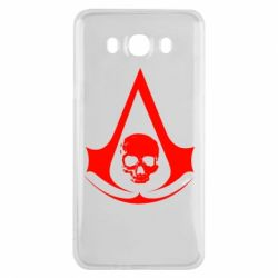 Чехол для Samsung J7 2016 Assassin's Creed Misfit