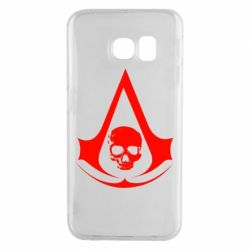 Чехол для Samsung S6 EDGE Assassin's Creed Misfit