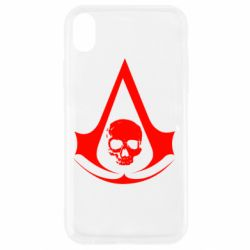 Чехол для iPhone XR Assassin's Creed Misfit
