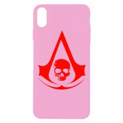 Чехол для iPhone Xs Max Assassin's Creed Misfit