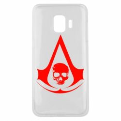 Чехол для Samsung J2 Core Assassin's Creed Misfit
