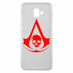 Чехол для Samsung J6 Plus 2018 Assassin's Creed Misfit