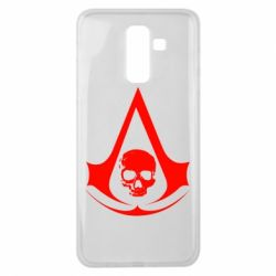 Чехол для Samsung J8 2018 Assassin's Creed Misfit