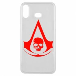 Чехол для Samsung A6s Assassin's Creed Misfit