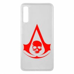Чехол для Samsung A7 2018 Assassin's Creed Misfit