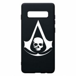 Чехол для Samsung S10+ Assassin's Creed Misfit