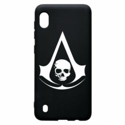 Чехол для Samsung A10 Assassin's Creed Misfit