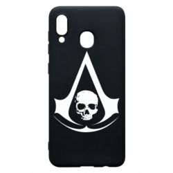 Чехол для Samsung A30 Assassin's Creed Misfit