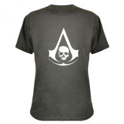Камуфляжная футболка Assassin's Creed Misfit - FatLine