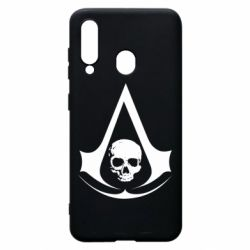Чехол для Samsung A60 Assassin's Creed Misfit
