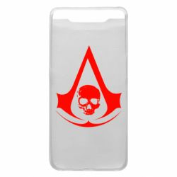 Чехол для Samsung A80 Assassin's Creed Misfit