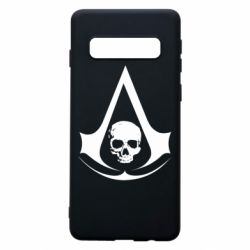 Чехол для Samsung S10 Assassin's Creed Misfit