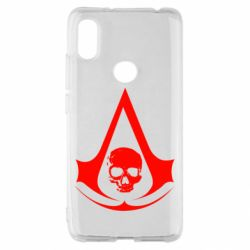 Чехол для Xiaomi Redmi S2 Assassin's Creed Misfit