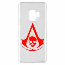 Чехол для Samsung S9 Assassin's Creed Misfit