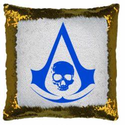 Подушка-хамелеон Assassin's Creed Misfit