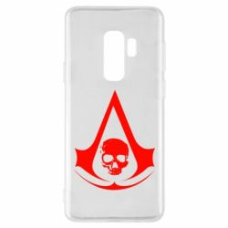 Чехол для Samsung S9+ Assassin's Creed Misfit